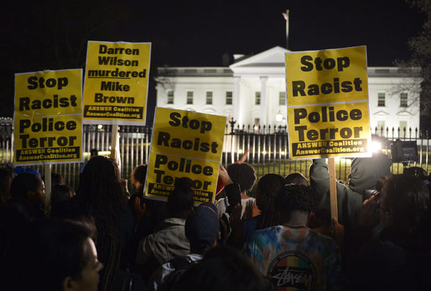 US-CRIME-POLICE-RACISM-JURY-PROTEST