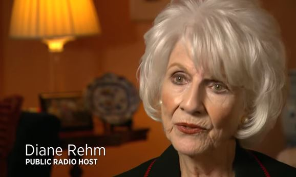 Diane Rehm talks to The New York Times about aid in dying.