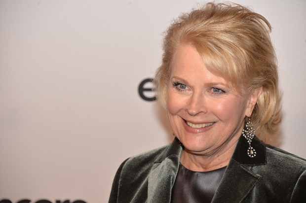 This 2013 photo shows Candice Bergen at a 25th anniversary event at the Museum of Modern Art in New York City.