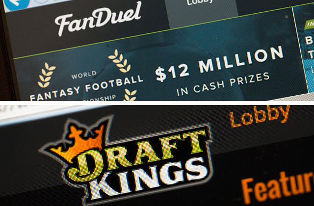 The Justice Department and FBI have opened an investigation into whether the business model of daily fantasy sports sites violates federal law. Two of the industry's leaders, FanDuel and DraftKings, advertise heavily for their games.
