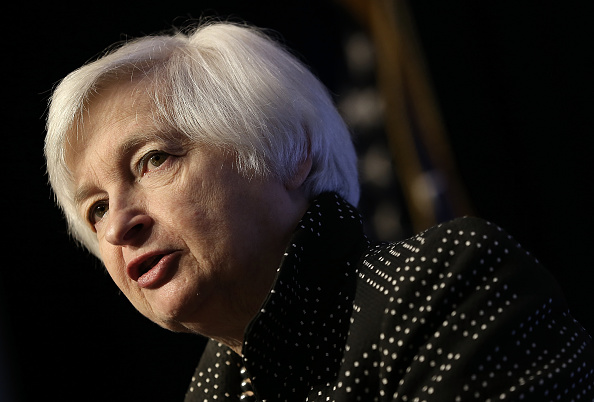 Federal Reserve Chairwoman Janet Yellen speaks Dec. 2 at an event at the Economic Club of Washington. The last time the Fed raised interest rates was in June 2006.