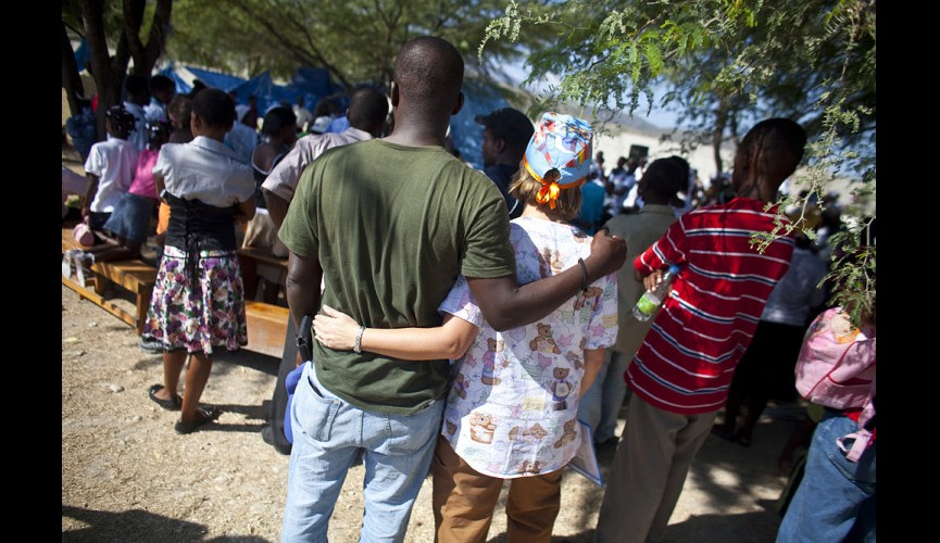 The Crisis in Haiti