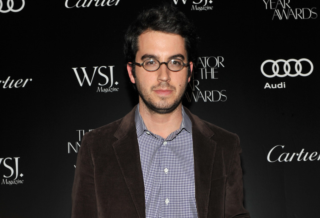 Jonathan Safran Foer attends the 2011 WSJ Magazine Innovator of the Year Awards in New York City.