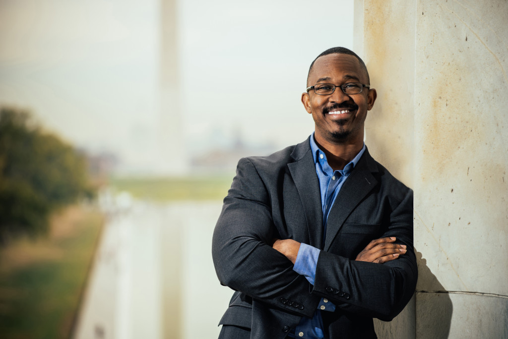 Joshua Johnson will take the helm of 1A — a new national talk show that will be distributed by NPR.