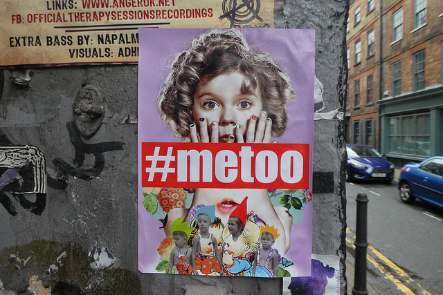 The #metoo hashtag took off  in October 2017. This week, Diane asks where the movement is headed next.