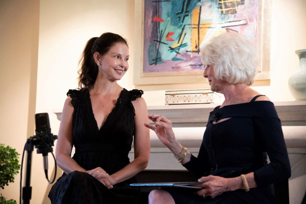 Diane talks to actress Ashley Judd about her role in launching the #MeToo movement.