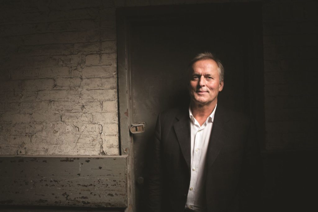 """It has been 30 years since John Grisham released his first novel,  """"A Time to Kill."""" Since then, his books have sold more than 300 million copies. His latest book is titled """"The Reckoning."""""""