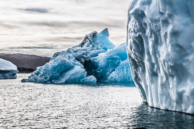 Scientists say Greenland's ice sheet is melting at an accelerating rate.  And so far 2019 is on track to become another record breaking year for ice melt.