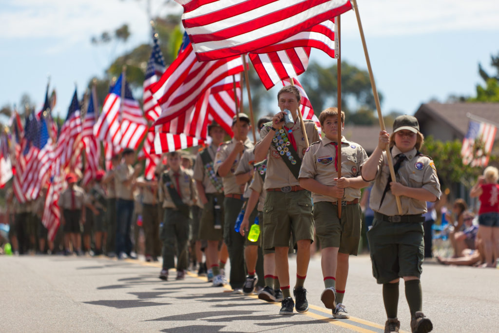 Boy Scouts of America has announced it is considering filing for bankruptcy as lawsuits  alleging sexual abuse by Scout leaders  continue to multiply.