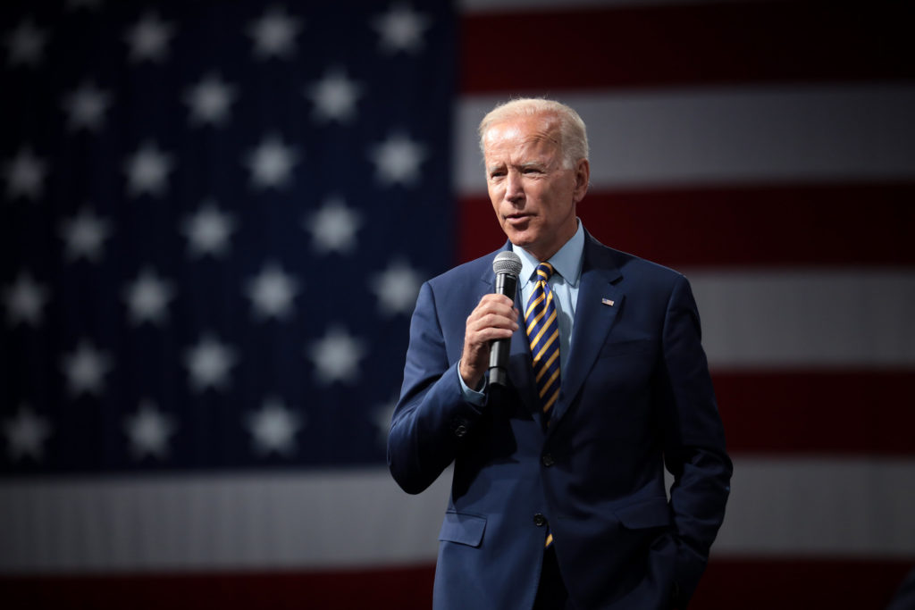 Former Vice President Joe Biden has consistently led in the polls and received some sharp challenges from some of the other candidates at Thursday's debate.