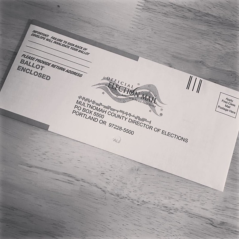 Voting by mail may become much more common this year as the country tries to go to the polls in the middle of a public health crisis.