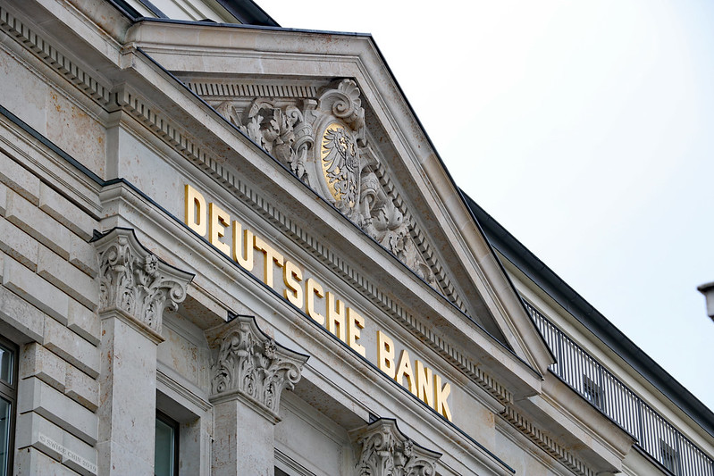Deutsche Bank was founded in Berlin in 1870. In the 1990s, the company's global operations took off, including on Wall Street.