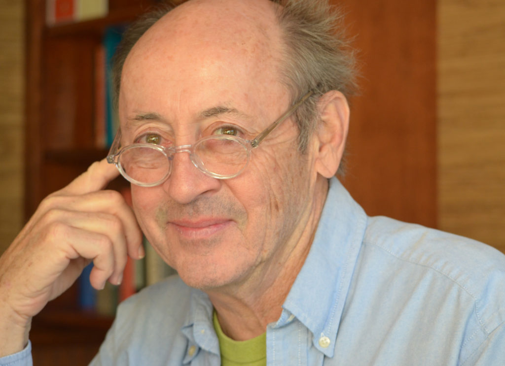 """Billy Collins' new collection of poetry is titled """"Whale Day."""" Collins served as U.S. poet laureate from 2001 to 2003."""