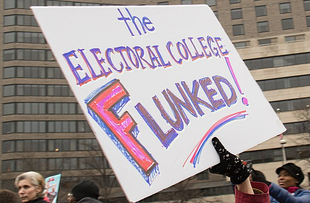 In 2000 and 2016, the Democratic presidential nominees won the popular vote but not the electoral college.