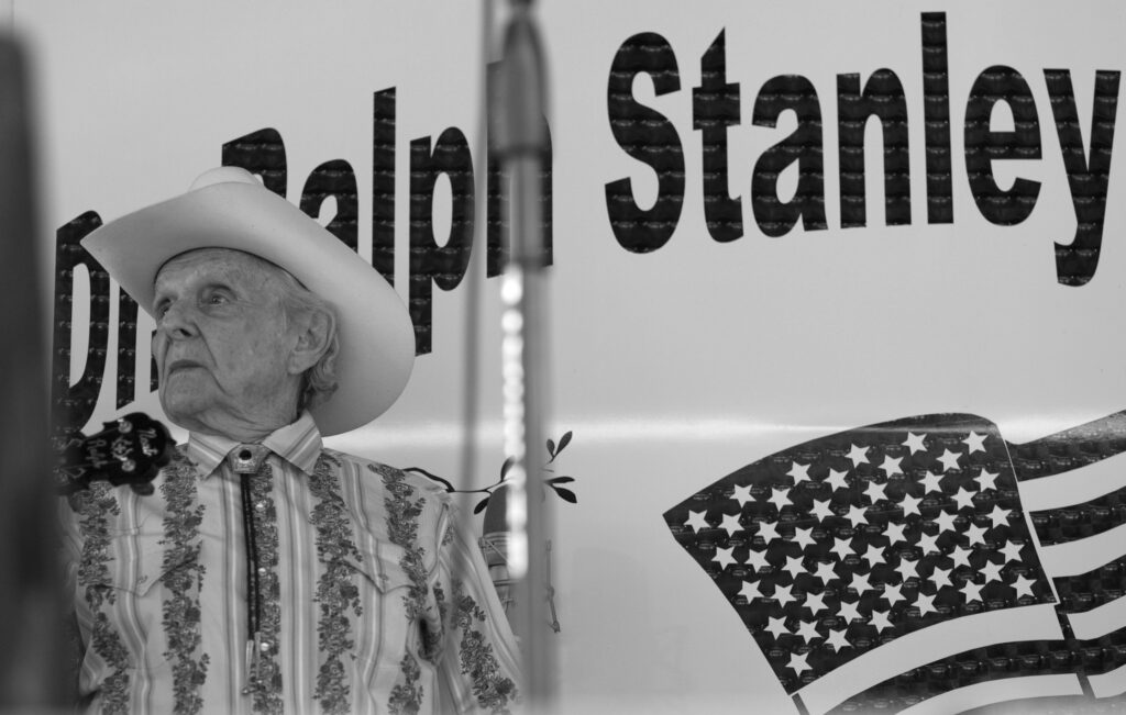 """Dr. Ralph Stanley joined Diane on The Diane Rehm Show in October 2009 to discuss his memoir, """"Man of Constant Sorrow."""""""