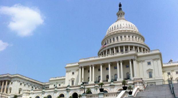 The U.S. Capitol, Washington, D.C.