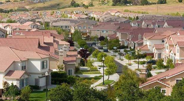 A new housing development in San Jose, Calif.