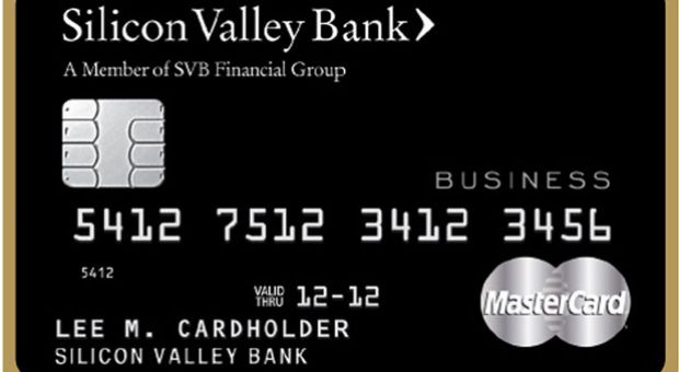 Silicon Valley Bank is the first to deliver chip-enabled credit cards, with EMV chip technology, to businesses in the U.S.