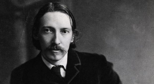 """Scottish novelist, poet and traveller Robert Louis Stevenson (1850-1894). He was born in Edinburgh, and after considering professions in law and engineering, he pursued his interest in writing. A prolific literary career ensued, which flourished until his death in Samoa in 1894. Among his most famous works are """"Kidnapped,"""" """"Treasure Island"""" and """"The Strange Case of Dr Jekyll and Mr Hyde."""""""