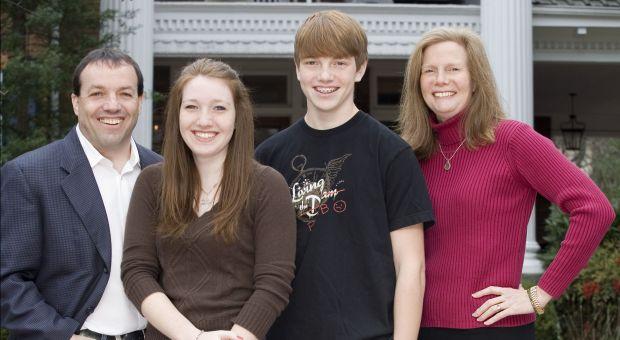 The Salwen family