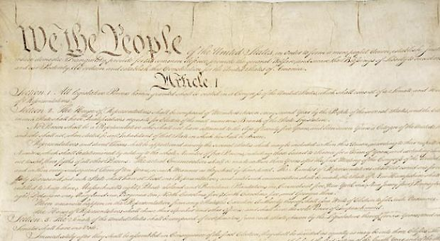 The Preamble to the U.S. Constitution.