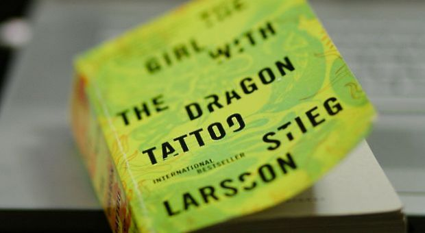 the girl with the dragon tattoo larsson stieg