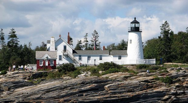 Booth Bay, Maine