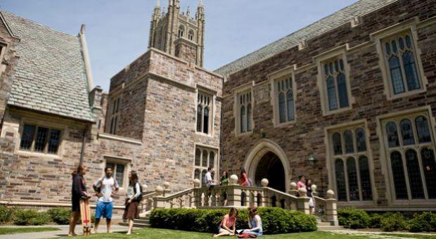 Princeton University campus, Princeton, N.J.